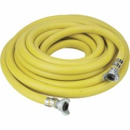 Jackhammer Hose Assembly Yellow