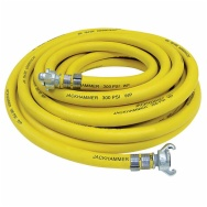 Jackhammer Hose Assembly 300PSI Yellow JYM