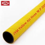 Textile Reinforced Air Hose 300PSI YELLOW JYM